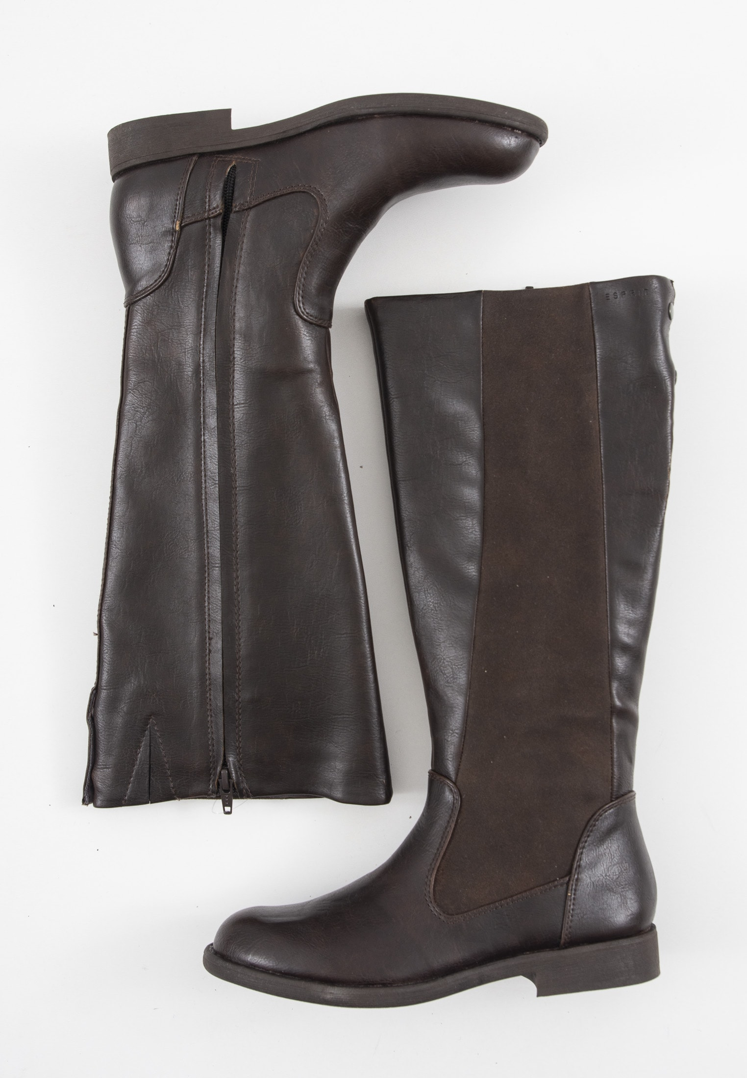 Esprit Collection Stiefel / Stiefelette / Boots Braun Gr.37