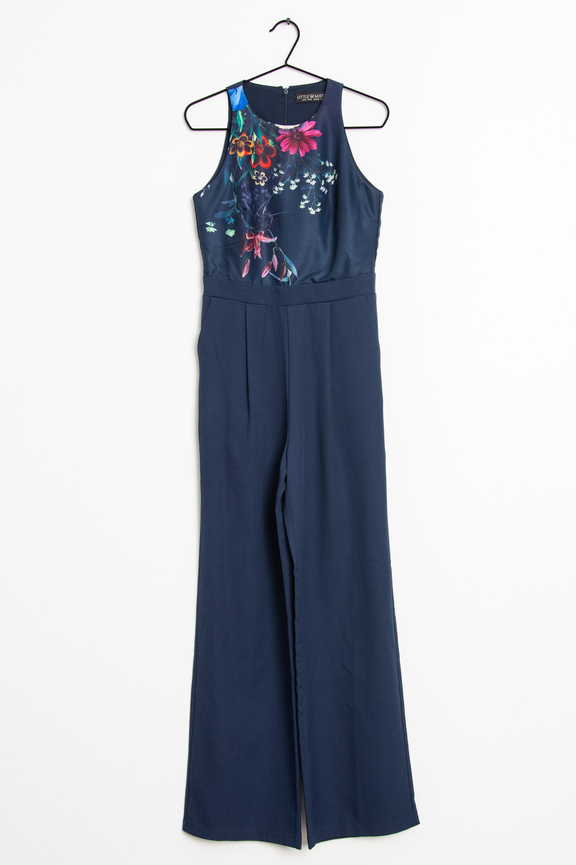 Little Mistress Jumpsuit / Overall Blau Gr.38