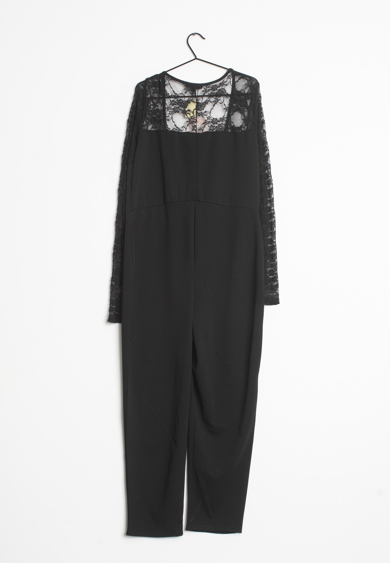 Missguided Plus Jumpsuit / Overall Schwarz Gr.50
