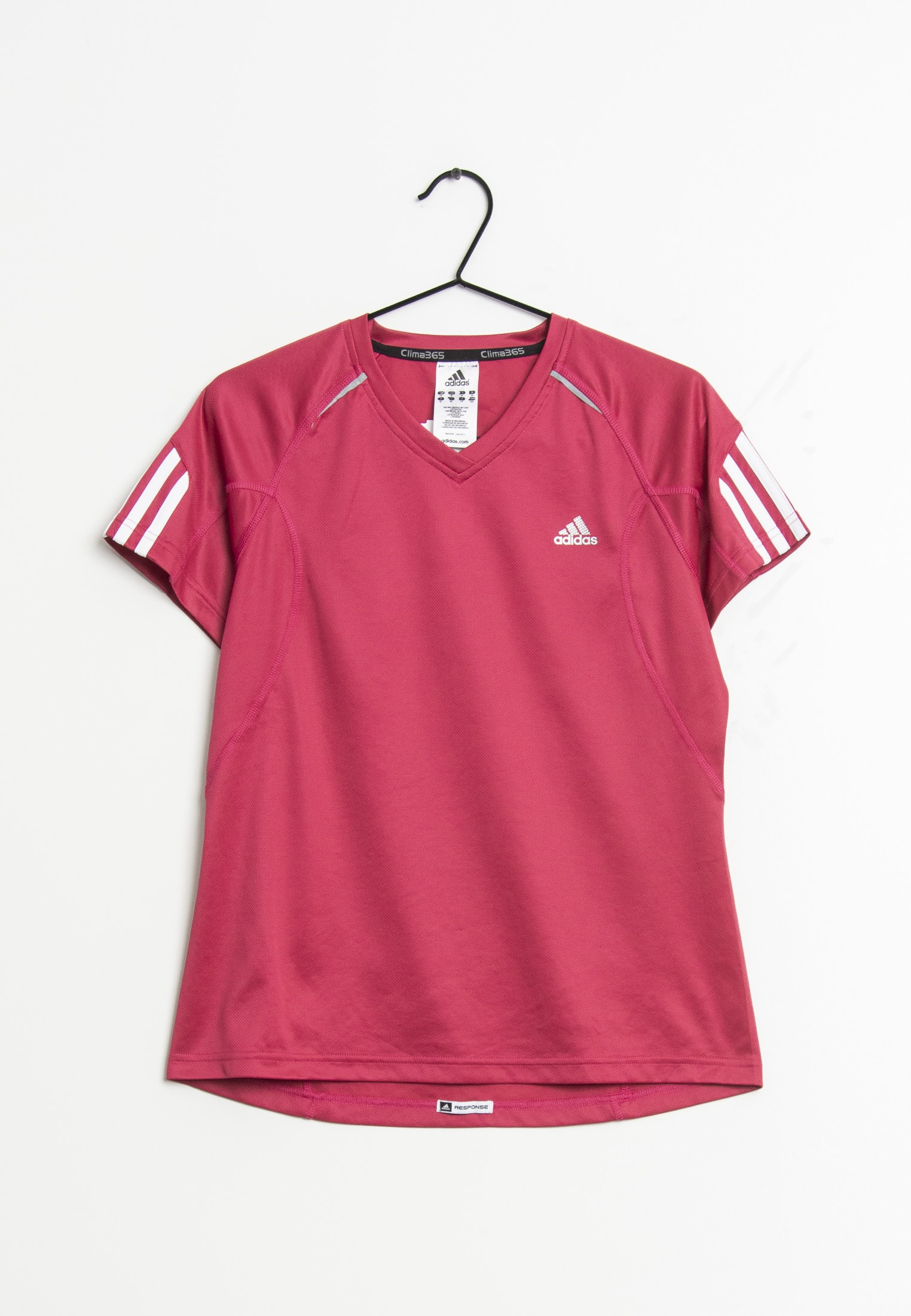 adidas Performance T-Shirt Pink Gr.42