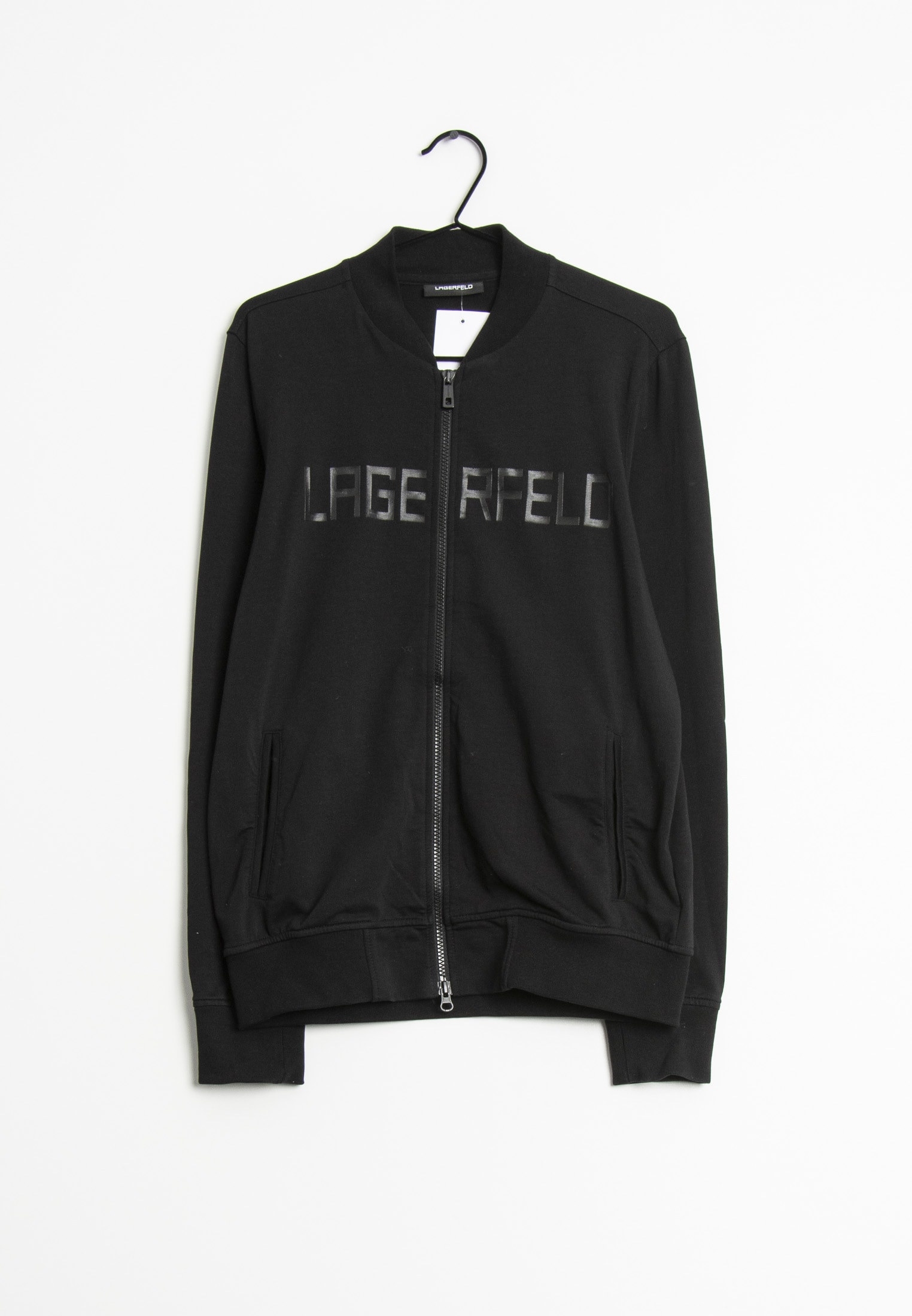 Lagerfeld Sweat / Fleece Schwarz Gr.S