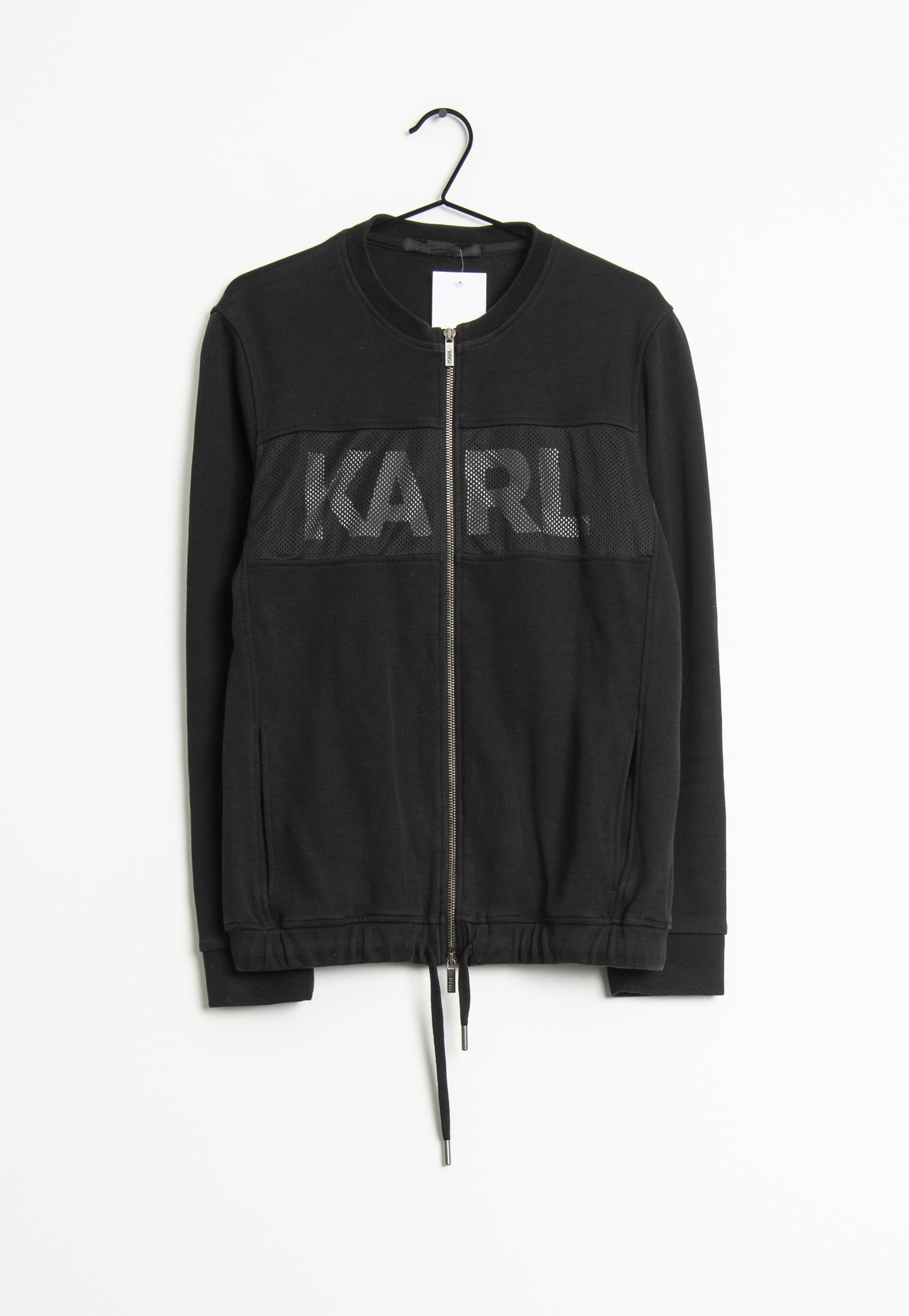 KARL LAGERFELD Sweat / Fleece Schwarz Gr.M