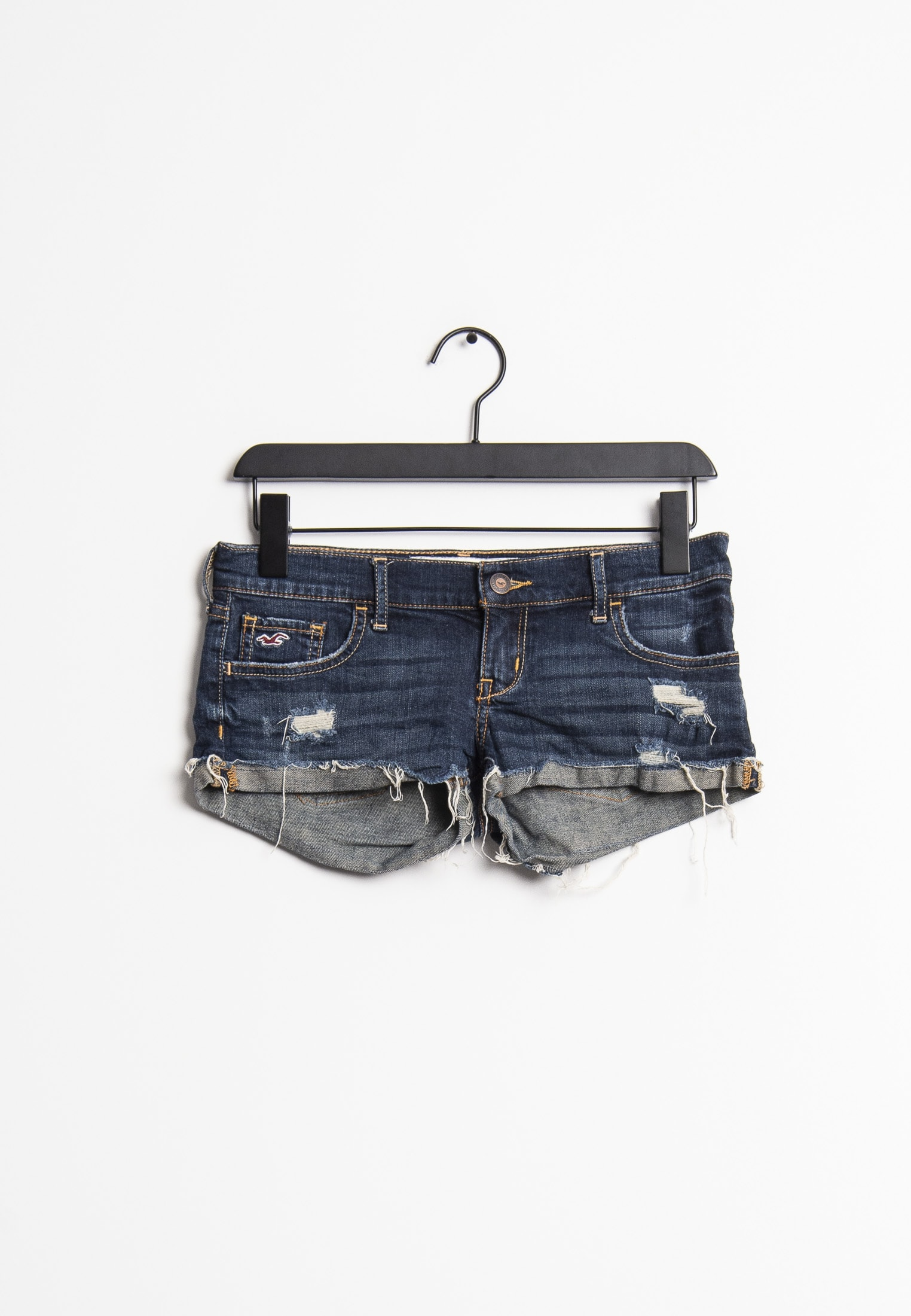 Hollister Co. shorts, blå, 29