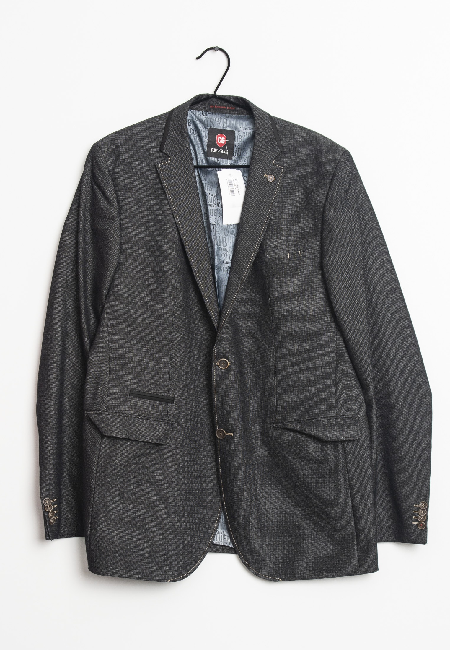 CG – Club of Gents blazer, grå, 106