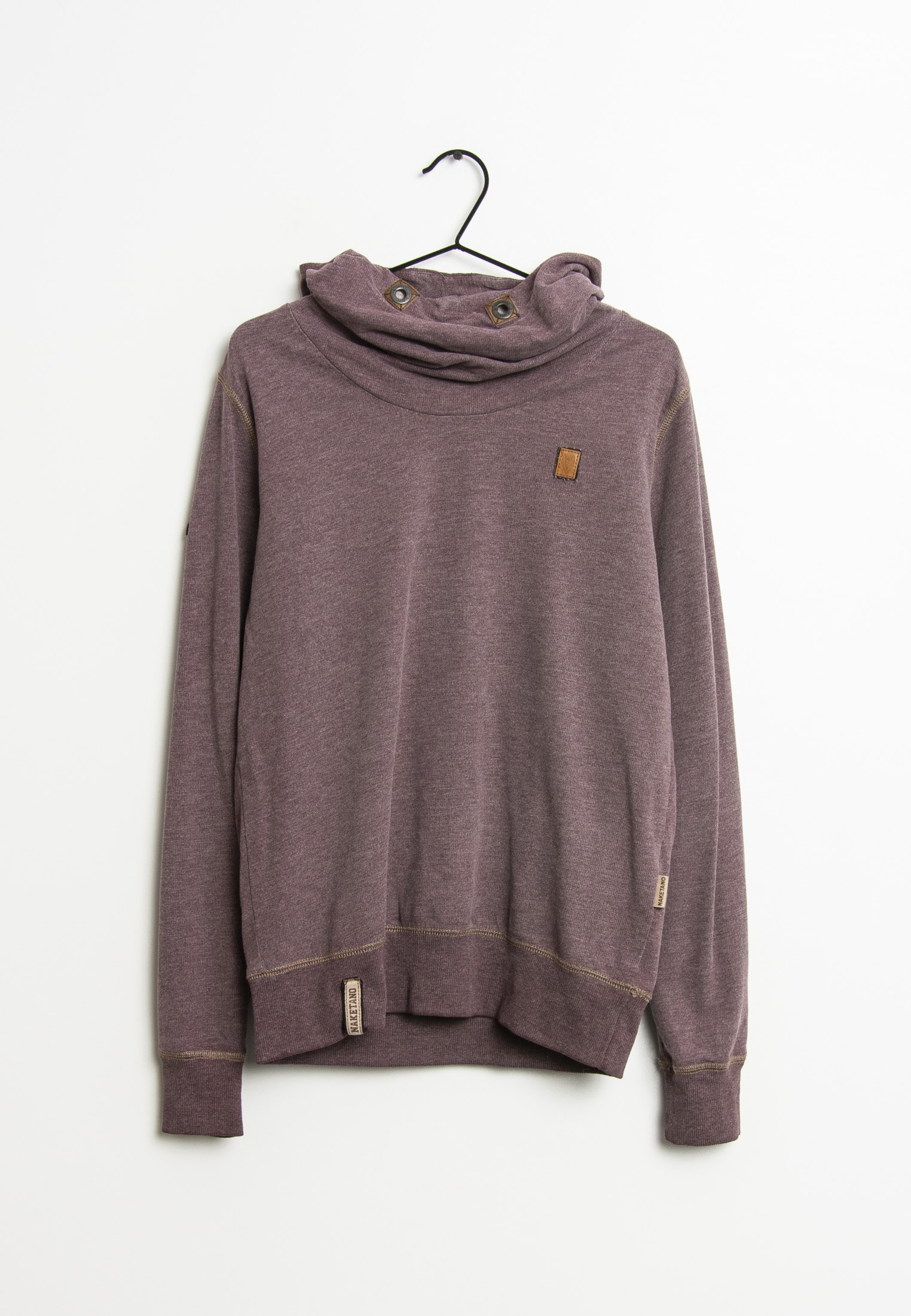 Naketano Sweat / Fleece Lila Gr.M