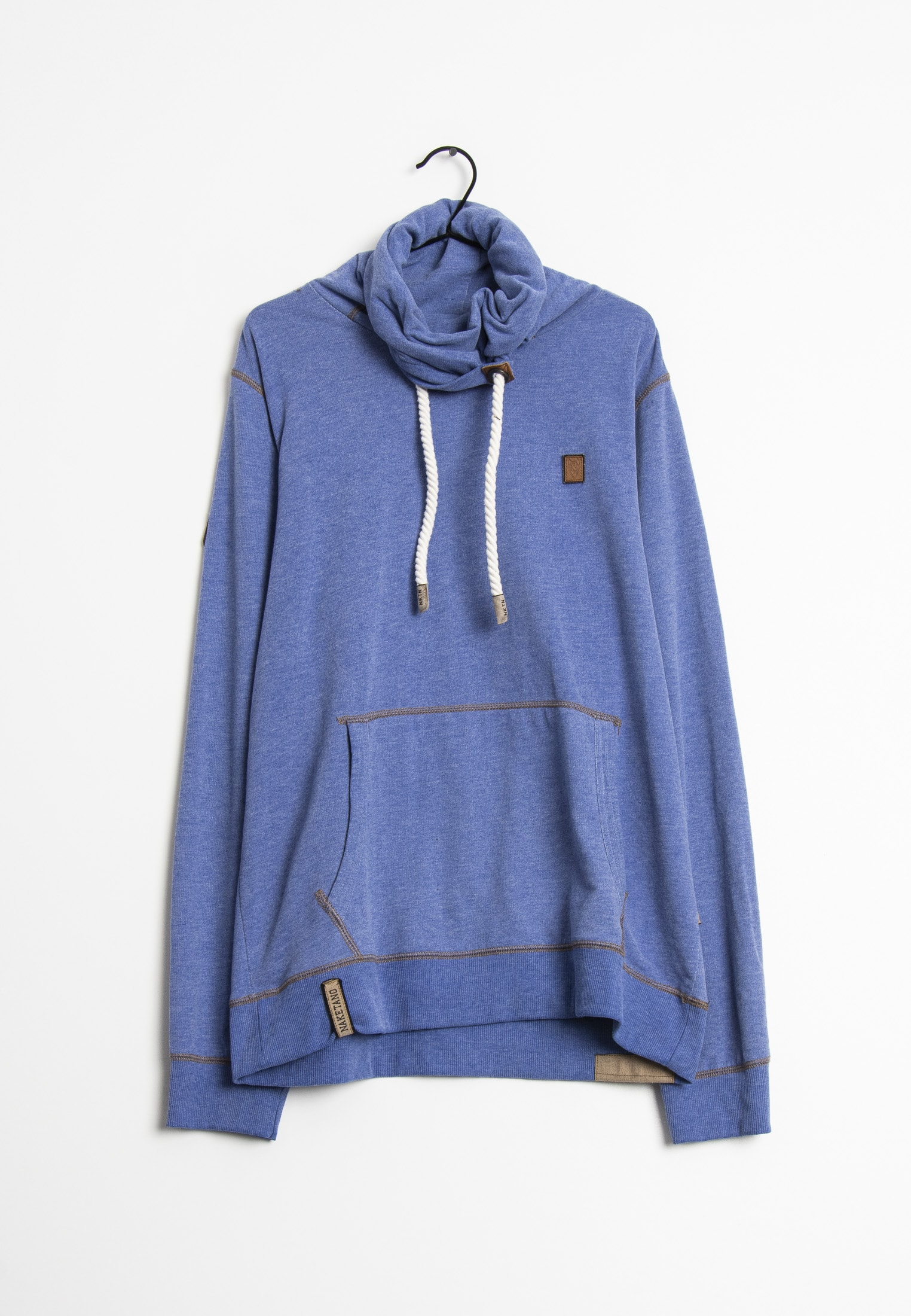 Naketano Sweat / Fleece Blau Gr.XXL