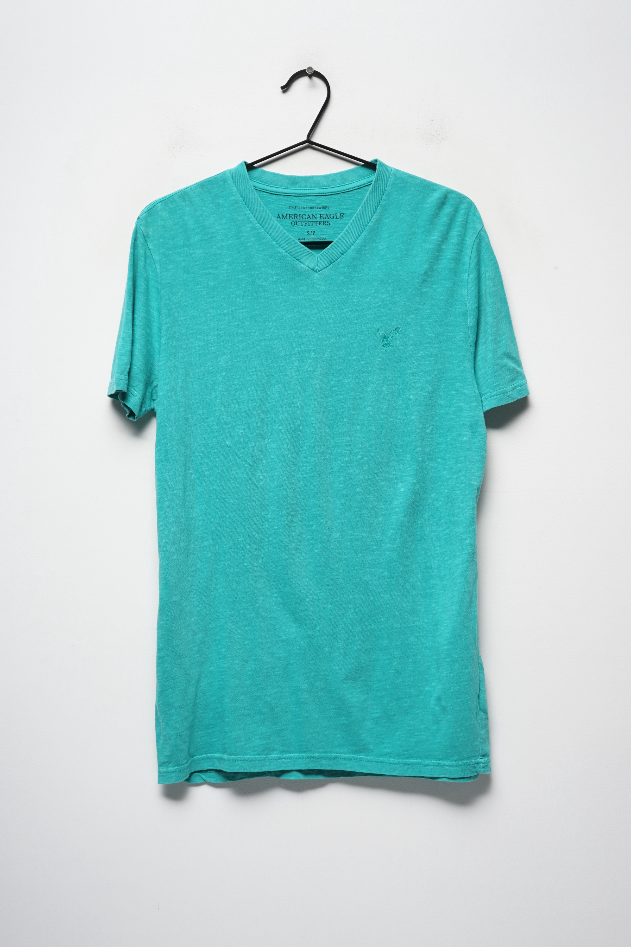 American Eagle Outfitters T-Shirt Grün Gr.S