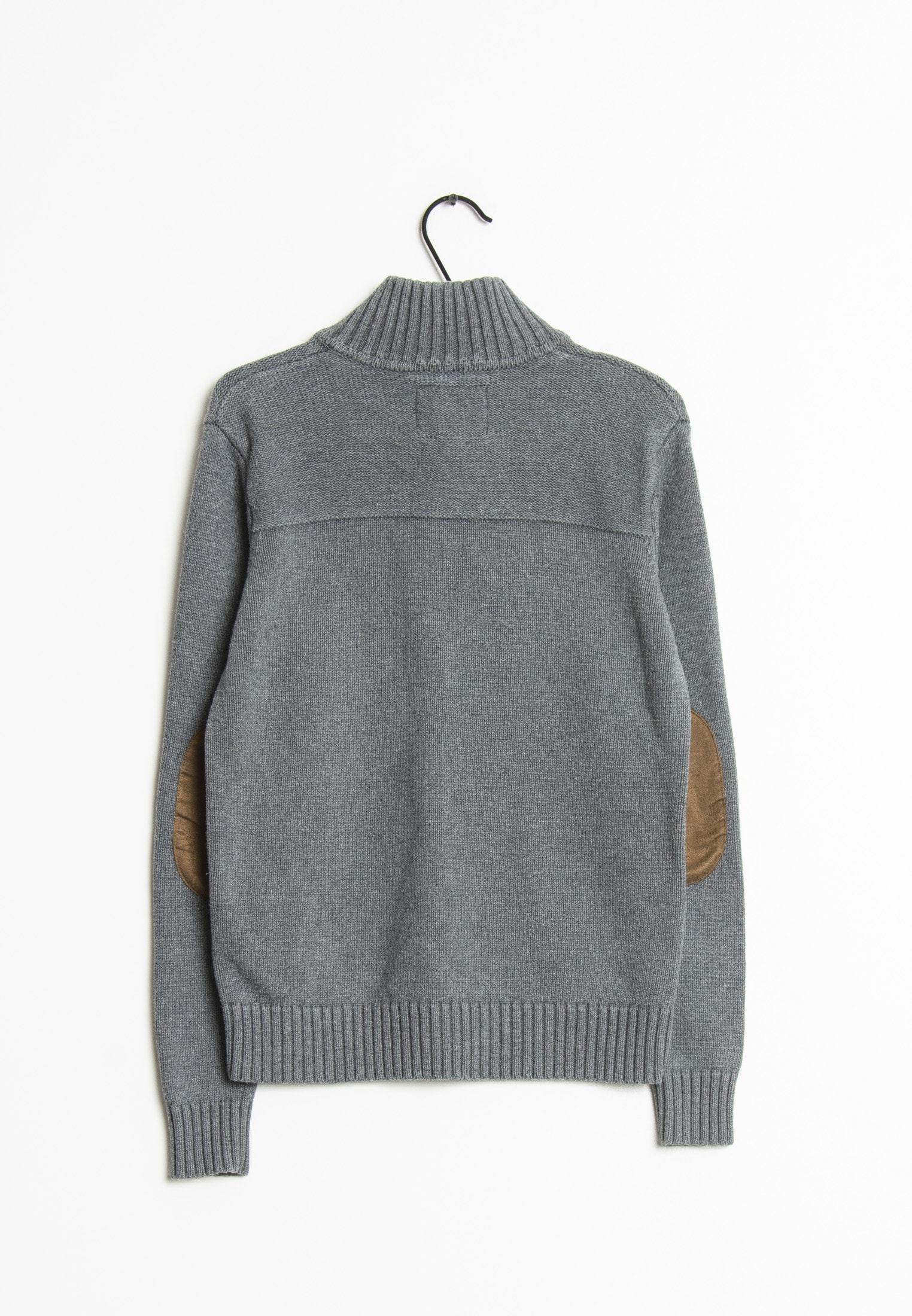 Jack & Jones Strickpullover Grau Gr.S