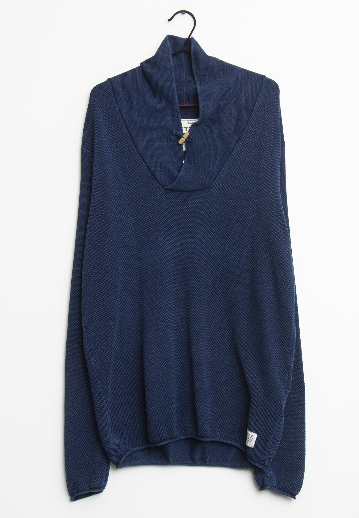 TOM TAILOR DENIM Strickpullover Blau Gr.XL