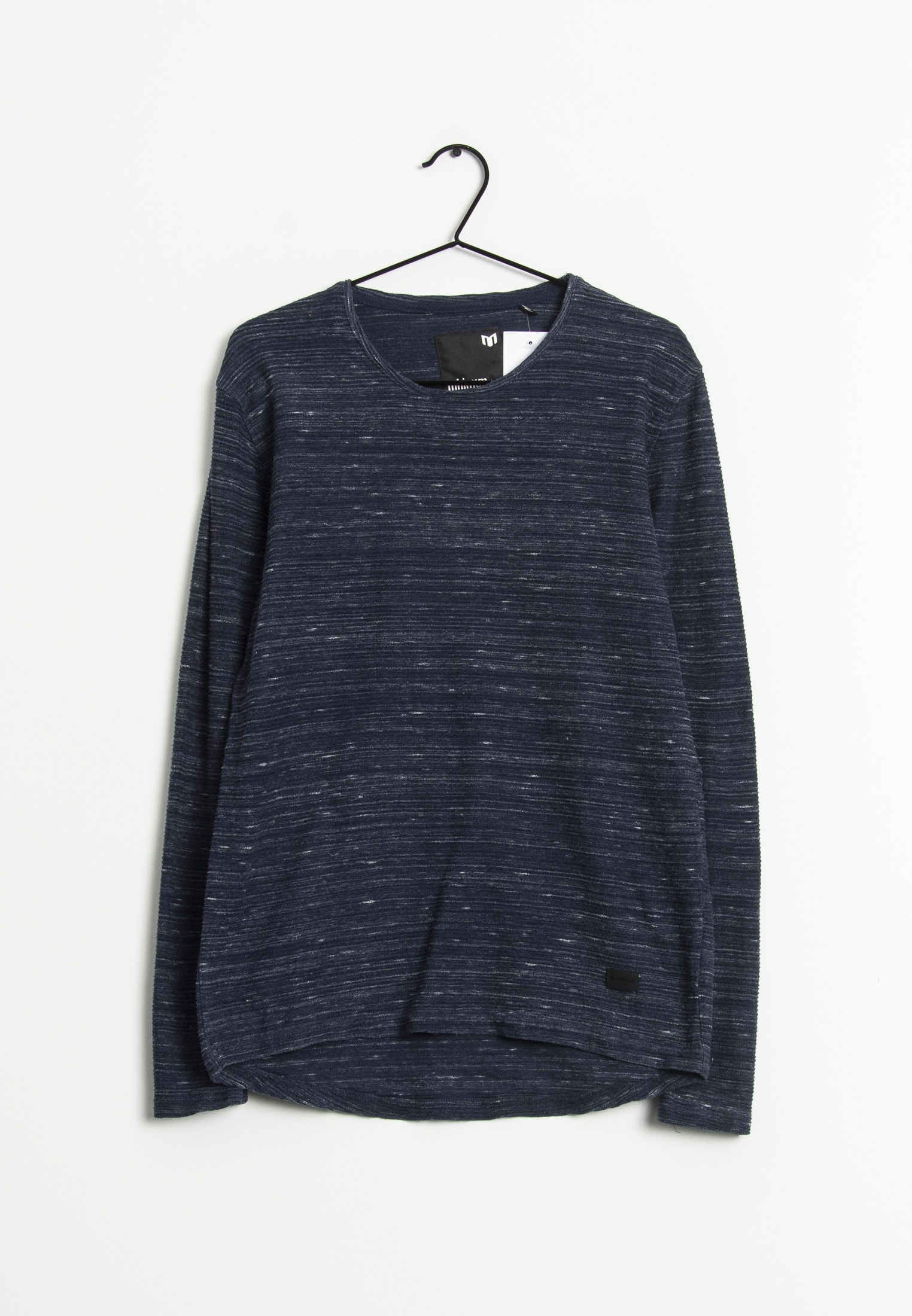 Minimum Sweat / Fleece Blau Gr.M