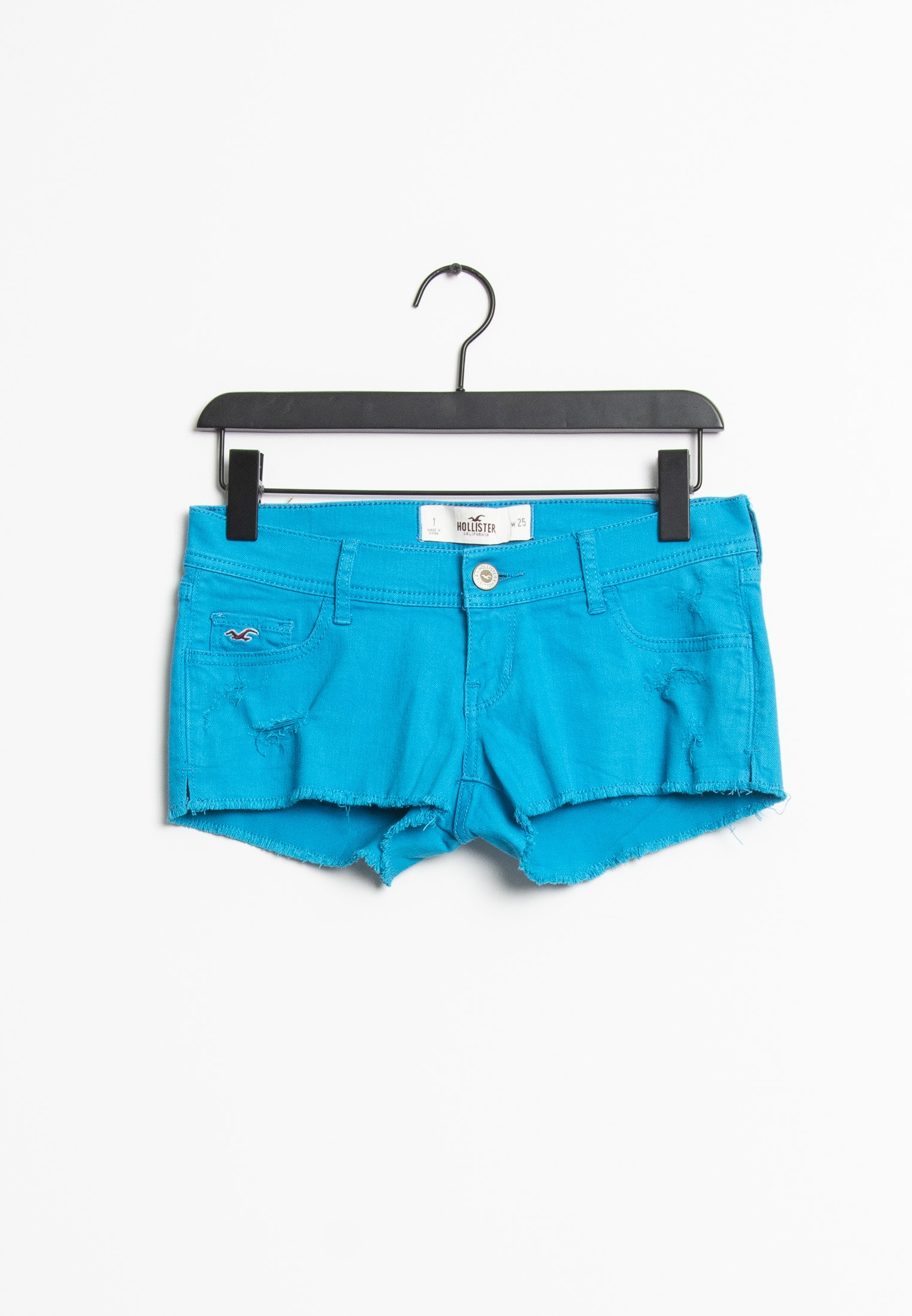 Hollister Co. shorts, blå, 25